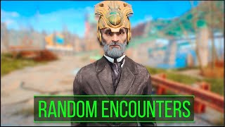 Fallout 4: 5 Strange and Rare Random Encounters You May Have Missed in The Wasteland (Part 4)
