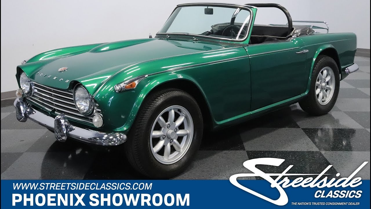 1967 Triumph Tr4a Irs For Sale 295 Phx Youtube