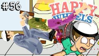 VIOLENZA SU NONNO CHUCK?! - Happy Wheels [Ep.56]