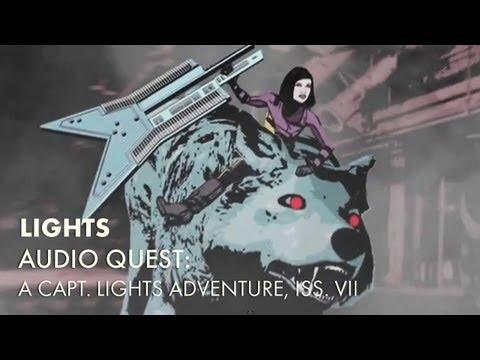 Audio Quest: A Capt. LIGHTS Adventure, Issue VII