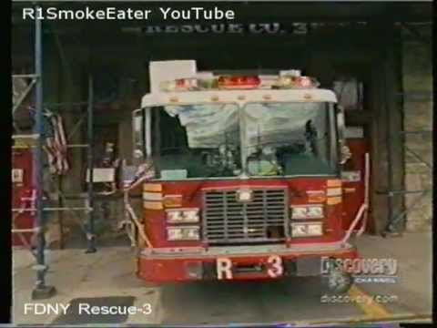 FDNY Rescue-3 Post 9/11 Part 2 of 2