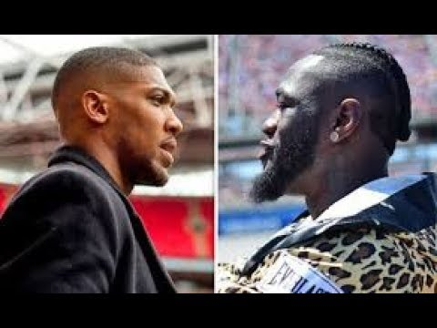 DEONTAY WILDER SNATCHED THE A SIDE FROM ANTHONY JOSHUA