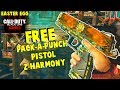 Black Ops 4 Zombies IX Guide - How To Get The FREE Pack-A-Punch Z-Harmony Early Game