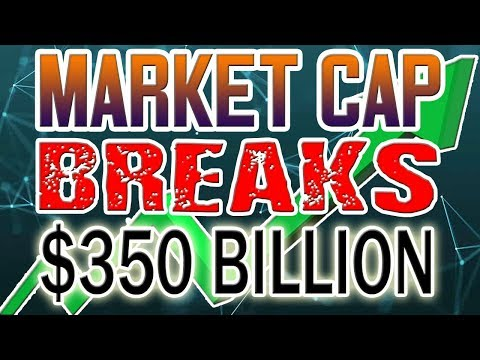 Market Capitalization PUSHES $400 Billion - Summer of CRYPTOCURRENCY!