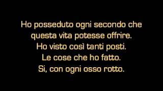 OneRepublic - I lived (Traduzione Italiana)