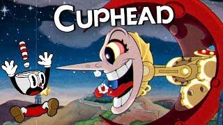 OMG SHE GOT UGLY! | CUPHEAD [#3]