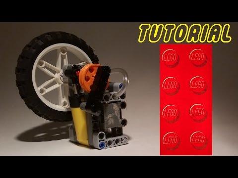 Lego Tutorials: Lego Pneumatic Engine