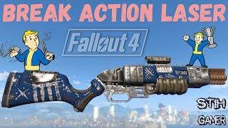 Fallout 4 Лазерный 3в1 Гранатомёт Дробовик Снайперский Карабин