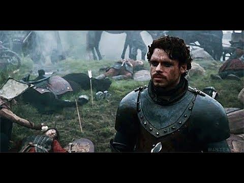 Dalgalandım Deli Dolu - Robb Stark // Genç Kurt!