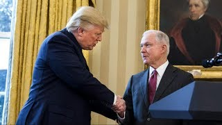 Special counsel questioned Jeff Sessions about James Comey's firing: Sources