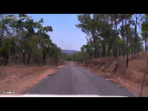 Video 212-Stuart Highway-Dorat Road T/O to the Daly River Road