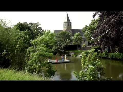 Waterways, Eurometropolis - Lille, Kortrijk, Tournai - Unravel Travel TV