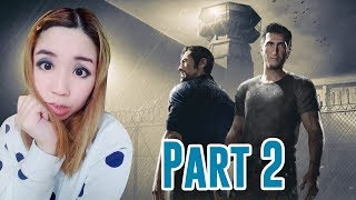 A Way Out Gameplay Part 2 with Floe - Connect four is a serious game