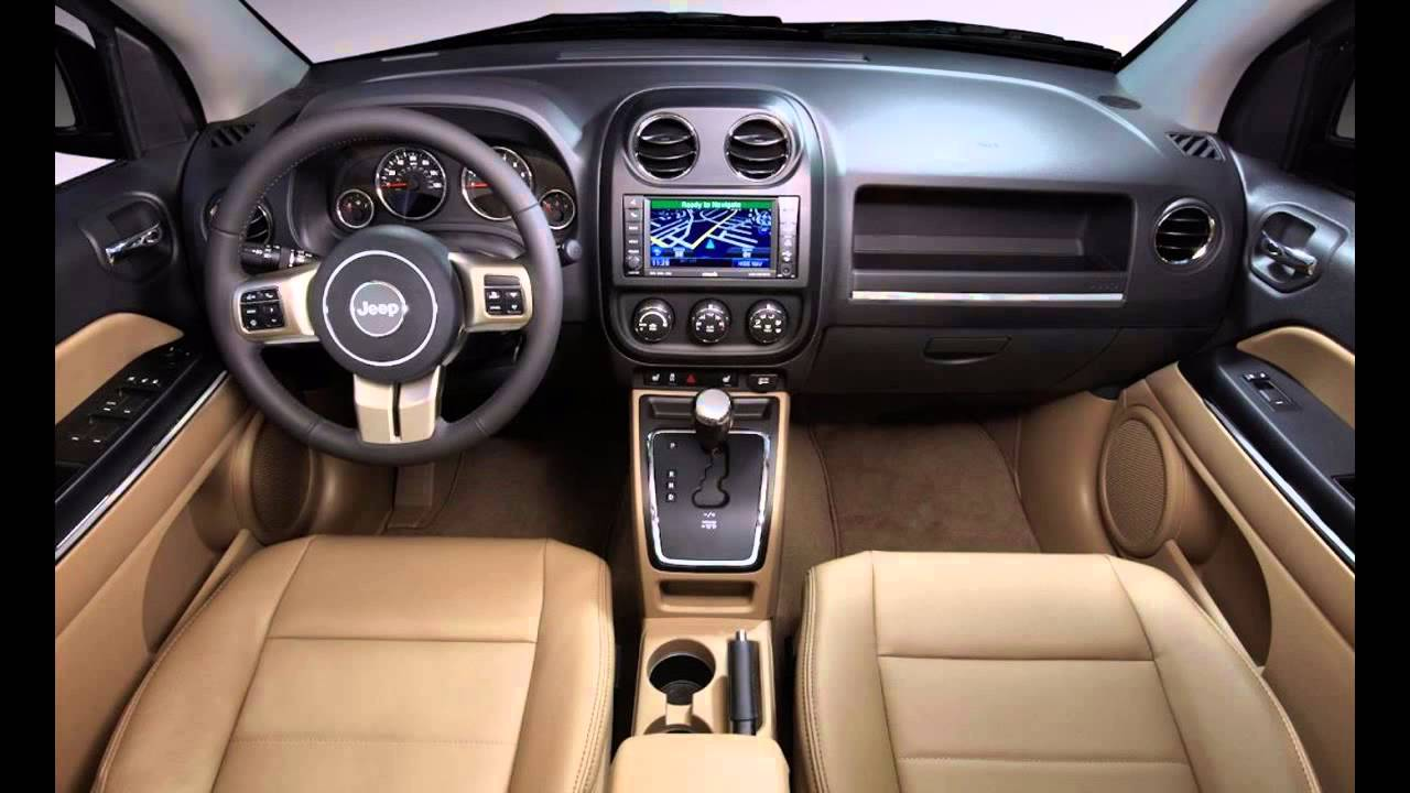 2016 jeep compass interior youtube. Black Bedroom Furniture Sets. Home Design Ideas