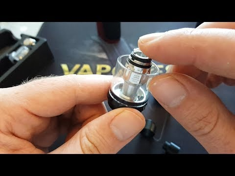 Closer Look - NRG Sub Ohm Tank