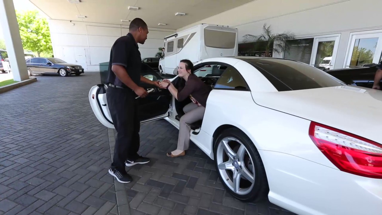 Welcome to Mercedes Benz of Clear Lake! - YouTube