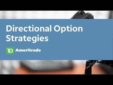 What is a good directional option strategies