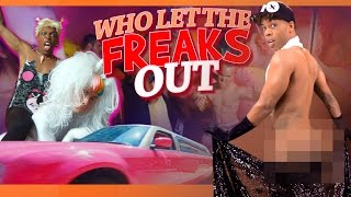 Who Let the Freaks Out by Todrick Hall (#TodrickMTV)