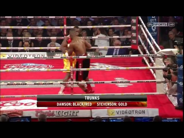Chad Dawson vs Adonis Stevenson Full Boxing Match #1