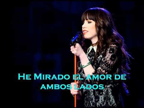 Both Sides Now - Carly Rae Jepsen ( En Español )