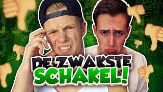 DE ZWAKSTE SCHAKEL! - Minecraft Survival #3