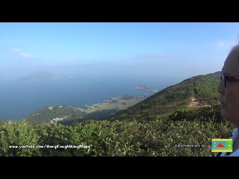 【Hong Kong Hiking】小西灣 Siu Sai Wan - 大浪灣 Big Wave Bay - 龍脊 Dragon's Back