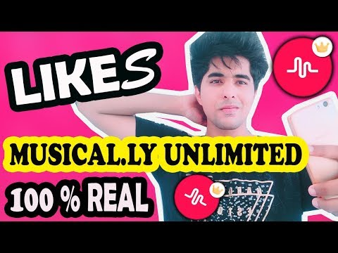 HOW TO GET UNLIMITED LIKES ON MUSICAL.LY HINDI TUTORIAL | GAIN MUSICAL.LY LIKES NEW UPDATED VERSION