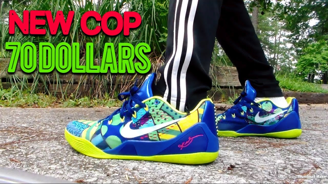 sale retailer bdf15 f0ffd Nike Kobe 9 EM