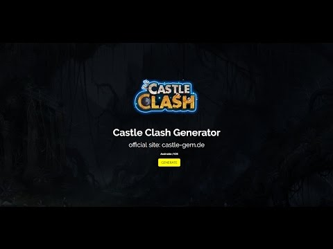 Kostenlos Castle Clash Hack / Cheat ( Deutsch / German ) 2017 [HD]