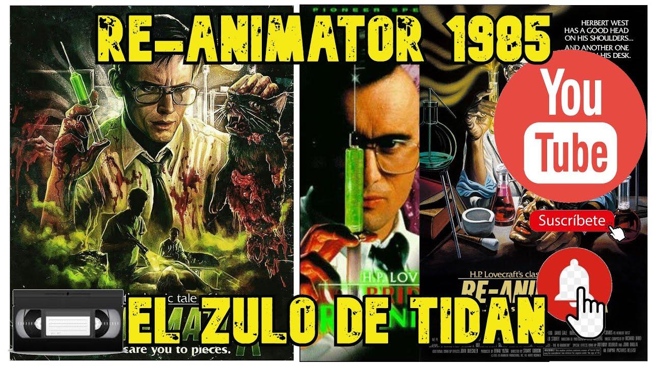 Download Re animator, Zombie, muertos vivientes, terror, 1985, película completa en español...