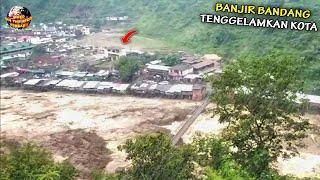 Download Banjir Besar Tenggelamkan Kota Dalam Sekejap, Ribuan Warga Minta Tolong // Bencana Alam 2021