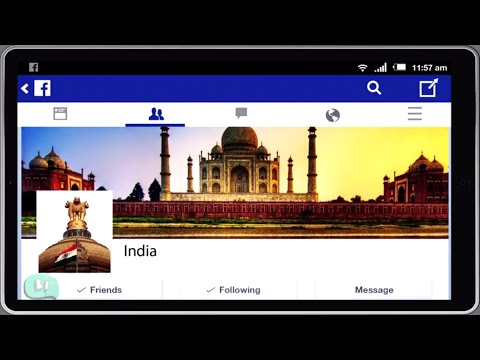 Have you ever seen the timeline Of India on Facebook?