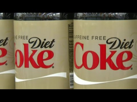 Good Health: Drinking 2 diet beverages a day linked to stroke, heart attacks