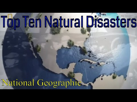 Top Ten Natural Disasters🔝 - National Geographic🌍