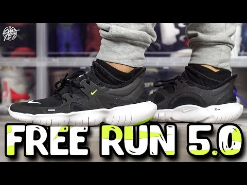Nike Free Run 5.0 First Impressions!