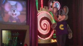 Party With You : Clarksville IN : Studio C Beta : Chuck E Cheese
