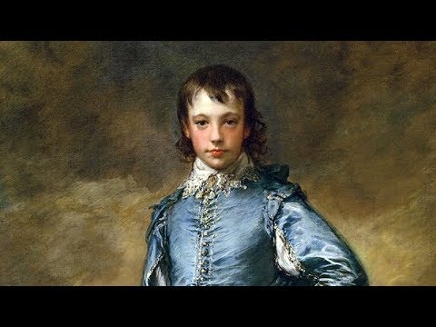 hqdefault - L'Art : Gainsborough Thomas  1727-1788  Peintre