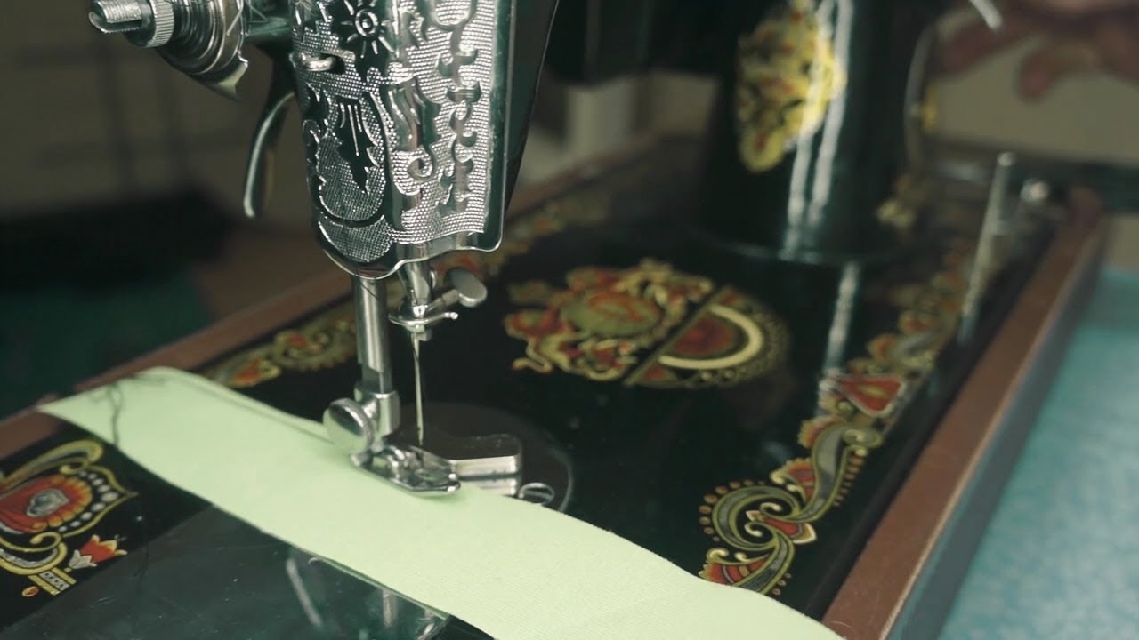 Современные лапки для старой швейной машинки Зингер | Modern feets .