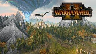 Total War: Warhammer 2 - Campaign Map First Look Trailer