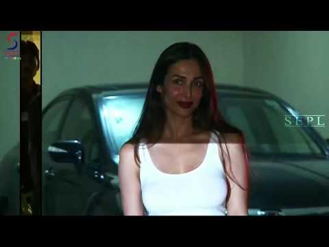 OMG Malaika Arora Khan Sexy BUM SHAPE Exposed!!