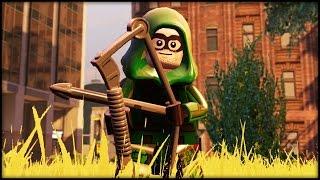 LEGO MARVEL AVENGERS - Customs - Creating Arrow & Red Hood!