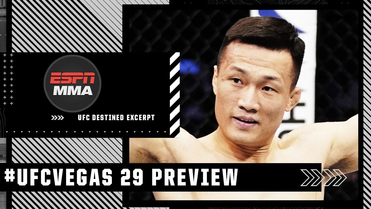 UFC Destined: Korean Zombie & Dan Ige on the importance of family | ESPN MMA