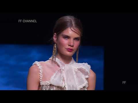 Elisabetta Franchi   Spring Summer 2018 Full Fashion Show   Exclusive