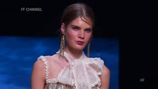 Elisabetta Franchi | Spring Summer 2018 Full Fashion Show | Exclusive