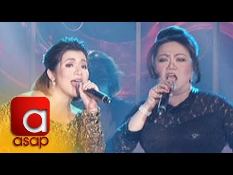 """ASAP: Angeline and Dulce perform """"Rolling in the Deep"""""""