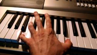 Marvin Gaye - How to Play - Piano Tutorial
