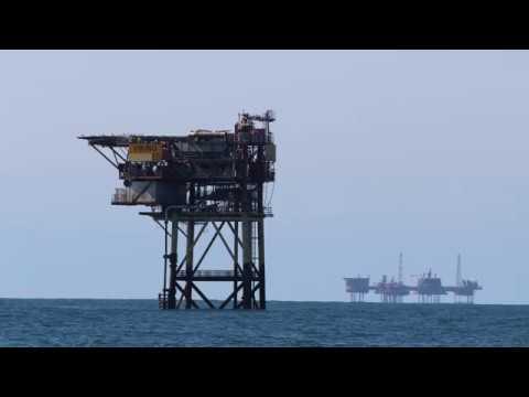 Bohrinseln Nordsee Seltene Bilder Von Einer Anderen Welt Youtube