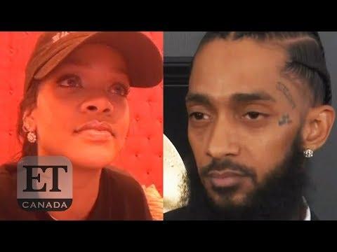 Rihanna, Drake React To Nipsey Hussle's Death Mp3
