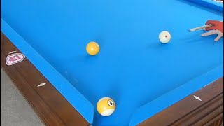 How to Draw the Cue Ball into another Ball! | Easy Aiming System