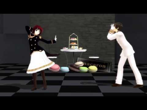 [APH MMD] Spinal Fluid Explosion Girl ~Japanese Cover~ 【Hetalia x Nyotalia】